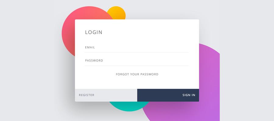 Weekly UI - Hướng dẫn code giao diện trang đăng nhập đơn giản