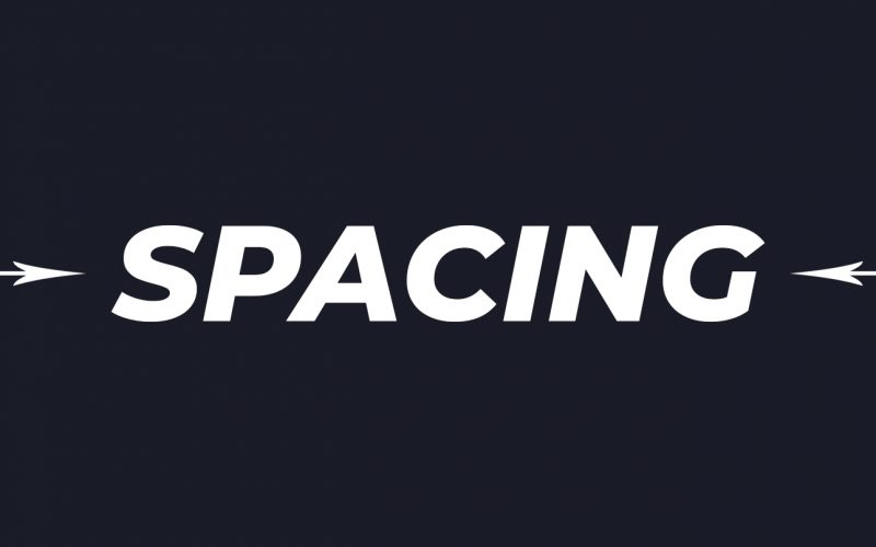 spacing-trong-css