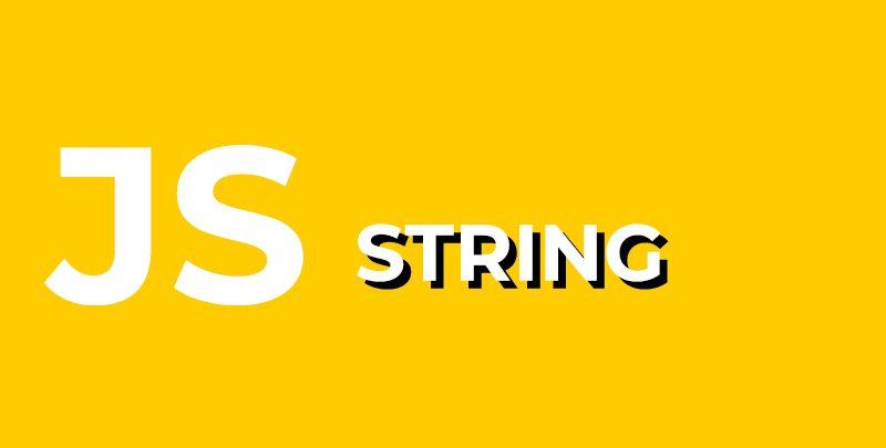 string trong javascript
