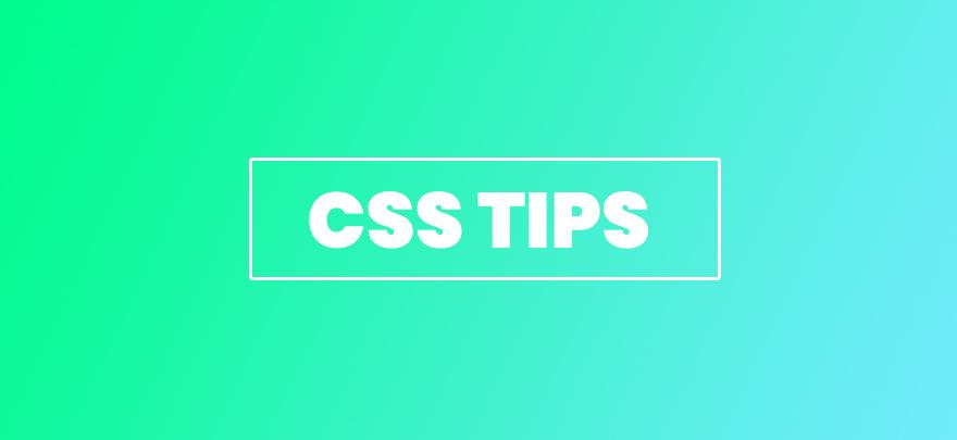 Bí kíp code CSS hiệu quả hơn mà các bạn nên biết