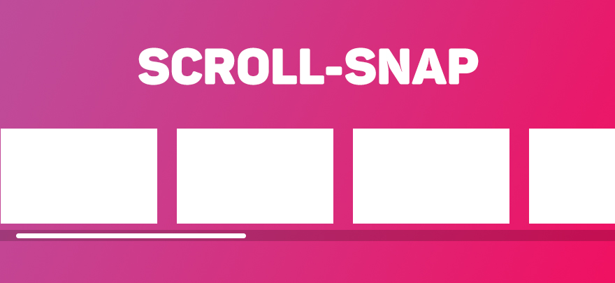 css scroll snap