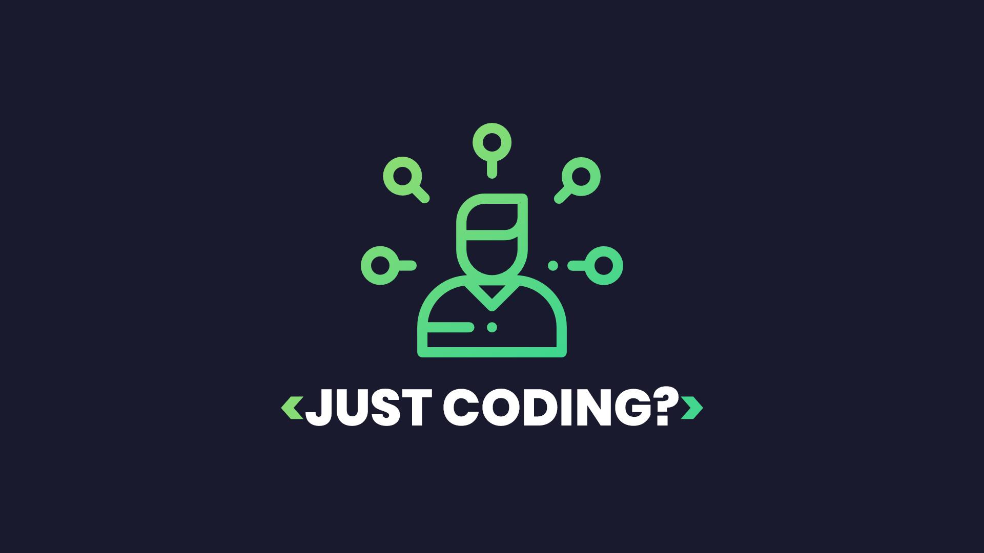 Là lập trình viên thì có nên chỉ viết code thôi không ?